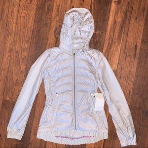 Lululemon | Insulated Gray Jacket
